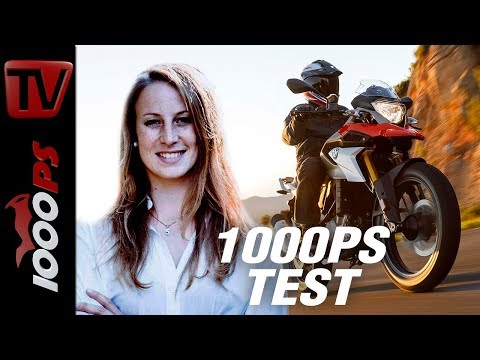 1000PS Test - BMW G 310 GS 2017 - Was kann die Mini GS ?