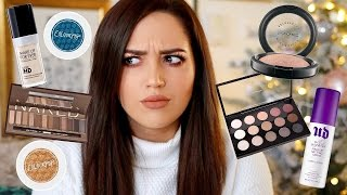 YOUTUBE MADE ME BUY IT! ARE THESE PRODUCTS REALLY WORTH IT?