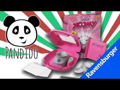 Ravensburger Xoomy Girls Spielzeug auspacken review unboxing test deutsch