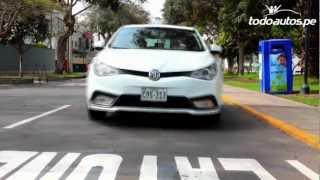 Morris Garages - Mg 5 Año 2013 En Perú I Video En Full Hd I Presentado Por Todoautos.pe