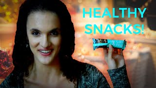 Stay Healthy for the Holidays: Our Favorite Healthy Snack Products! Thumbnail