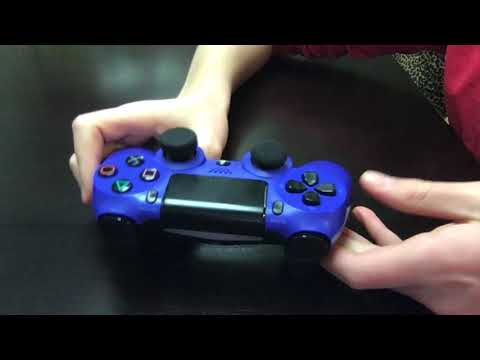 Easy way to get rid of sticky buttons on a PS4 Controller! No tools needed!