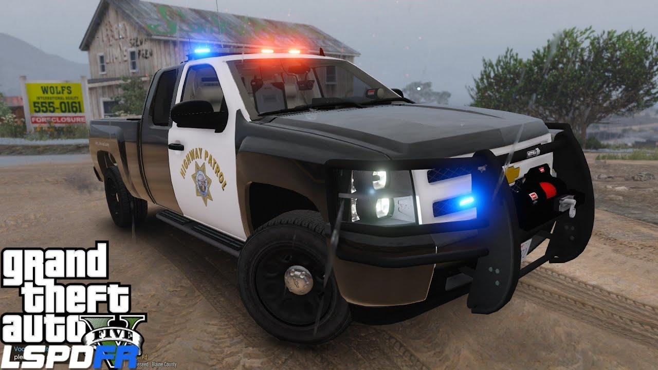 Gta 5 Lspdfr Police Mod 203 Highway Patrol Chevy