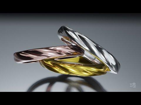 Blender 3D Jewelry Design Tutorial 020 Time-lapse thumbnail