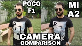 Xiaomi Poco F1 vs Mi A2 Camera Comparison|Poco F1 Camera Review|Mi A2 Camera Review