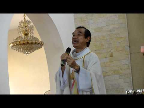 Thánh Lễ Kính Lòng Thương Xót của Chúa - Cha Long - 9.6.2011 - Nhà Thờ Chí Hòa