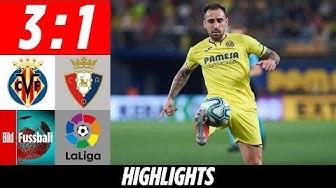 Traum-Konter: Paco trifft bei Spanien-Rückkehr | Villarreal - Osasuna 3:1 | Highlights | LaLiga