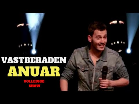 Anuar - Vastberaden - Volledige Comedy Show