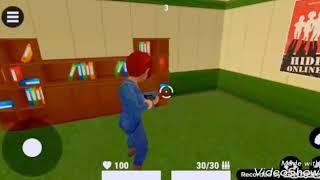 Игра прятки онлайн