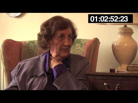 Marian Jones communicated with SOE agents working behind enemy lines in Italy.
