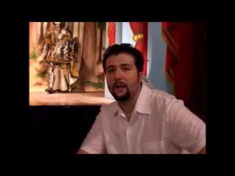 Alfredo Mauceri interview 1