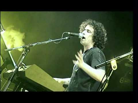 Andrés Calamaro - Sin documentos. Made in Argentina. Directo 2005