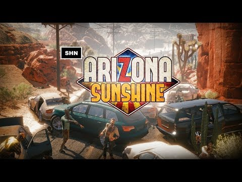 Arizona Sunshine | Playstation VR | Full Playthrough No Commentary