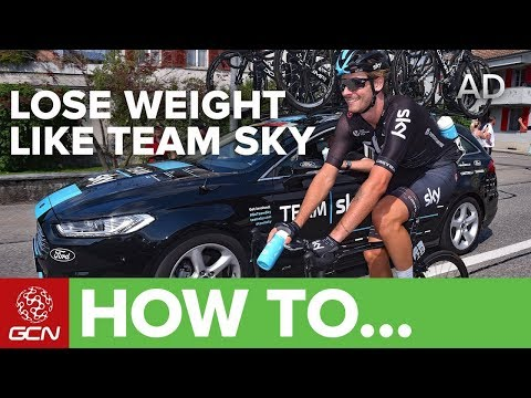 How To Lose Weight Like A Professional Cyclist With Team Sky's Head Of Nutrition