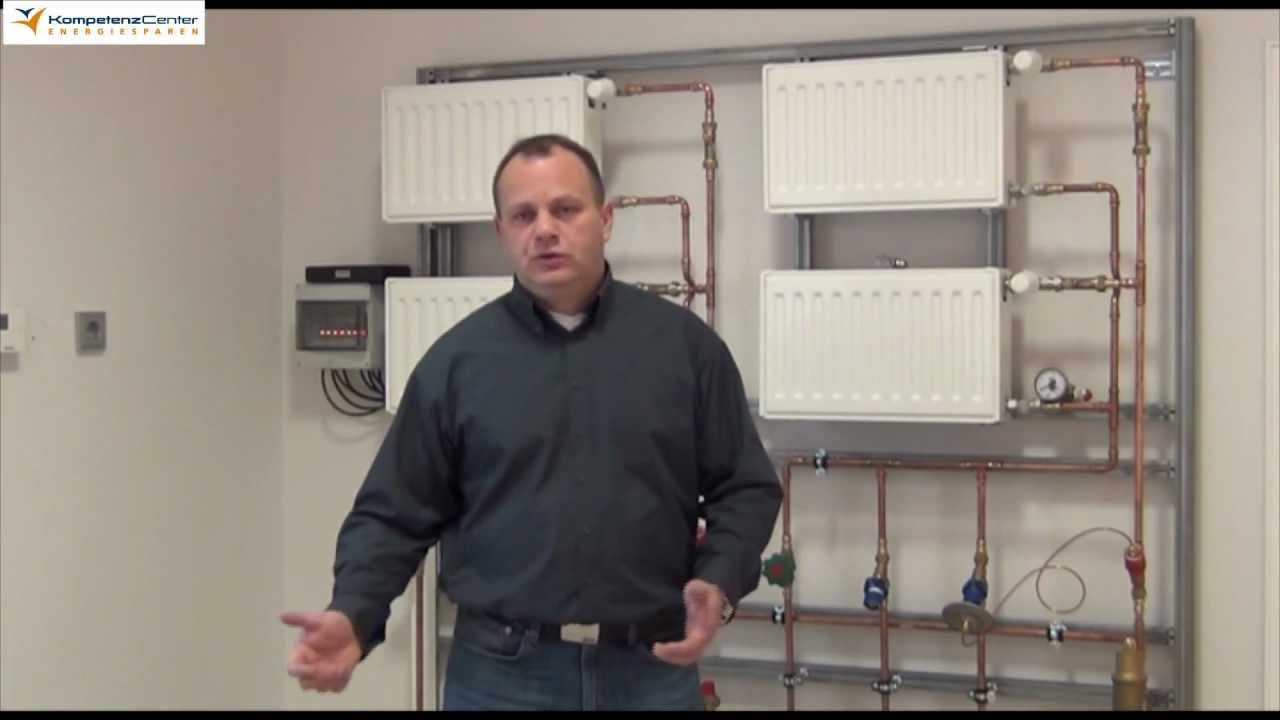 hydraulischer abgleich teil 1 youtube