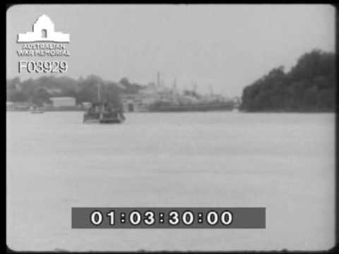 8 RAR arrival at Singapore DPR/TV/713