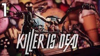 Killer Is Dead : Nightmare Edition [ Part 1 ]