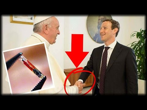 ALERT: POPE AND ZUCKERBERG CEMENT 'MARK OF THE BEAST' TECH INFRASTRUCTURE