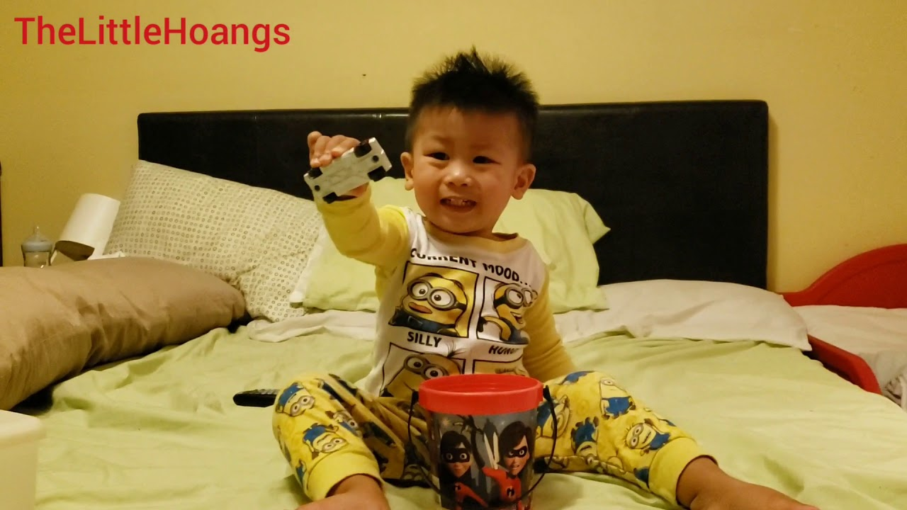 Baby playing with toy cars #toycars #babyplayingwithcars #funnybabies