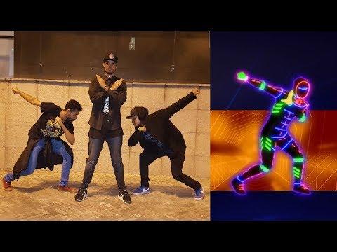 Just Dance 4 - Rock N Roll   5 Stars