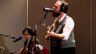 Watch Iron  Wine Half Moon video