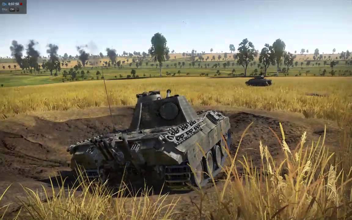 Heroic Fight on Battlefield of Kursk; 4 Gu+1 Ac destroyed; 98561 SL; 8267 RP; 1th Place. Fun Battle! - YouTube