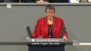 Kathrin Vogler: Bundestag senkt Schutzniveau Nichteinwilligungsfähiger bei Arzneimittelstudien