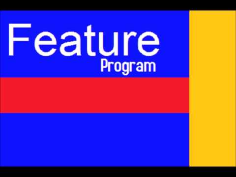 Feature Program (2000-2006) with New Version