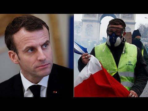 """O """"mea culpa"""" de Emmanuel Macron"""