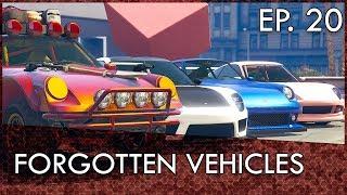 GTA Online Forgotten Vehicles Ep. 20: Comet