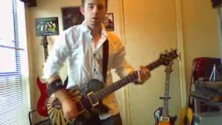 Creed - My Sacrifice (guitar cover)