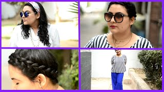 INDIAN Summer LookBook: Palazzos {Delhi fashion blogger}