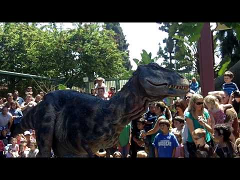 Walking with Dinosaurs Weekend at Discovery Science Center