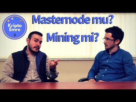 Masternode mu? Mining mi? | Mining Günlükleri 5. Bölüm