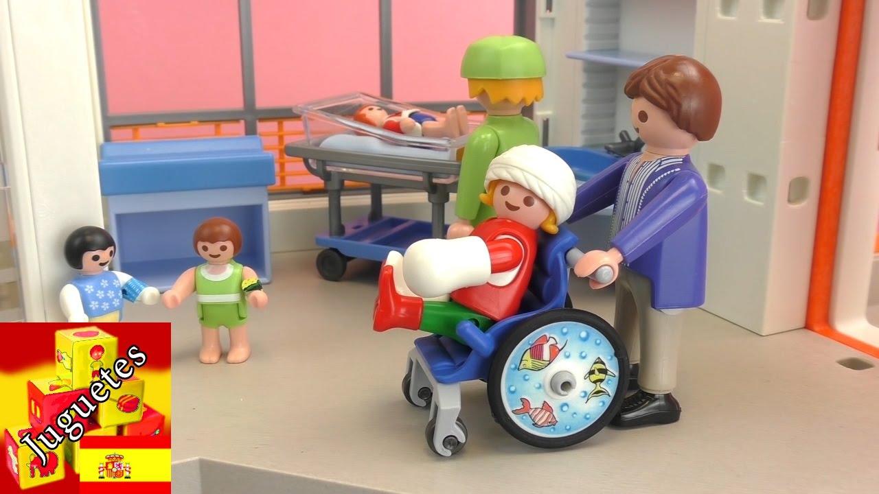 Pel cula playmobil amigos de hospital la pel cula for Hospital de playmobil