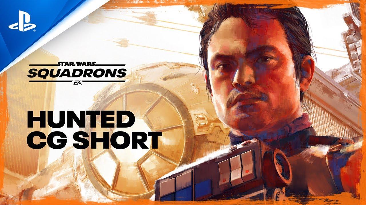 『Star Wars:スコードロン』 CG短編「Hunted」