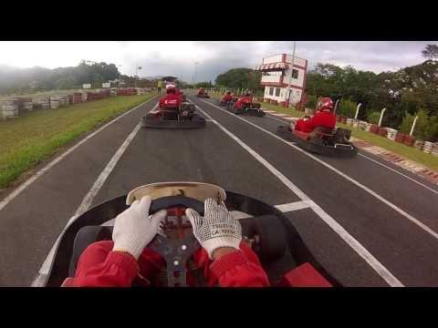 Corrida de Kart 25/01/2014 - Kartódromo de Indaial - SC