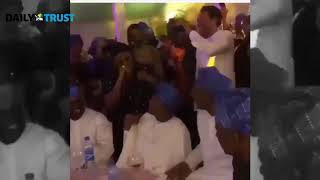 "Teni gets Aliko Dangote to sing ""My papa no be Dangote"""