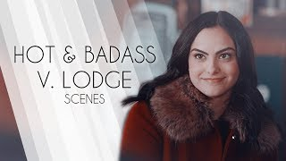 Hot/Badass Veronica Lodge Scenes (S2) [Logoless+1080p] (Riverdale)