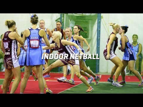 2018 Pan Pacific Masters Games | Indoor Netball