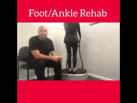 Foot/Ankle Rehab | Kearney Chiropractor | Sports Chiropractor