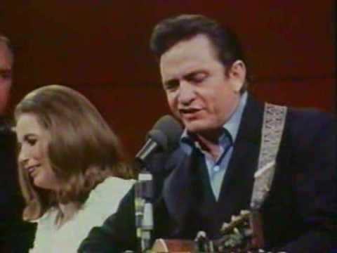 June Carter & Johnny Cash - Jackson (San Quentin)
