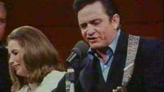 June Carter & Johnny Cash - Jackson (San Quentin)