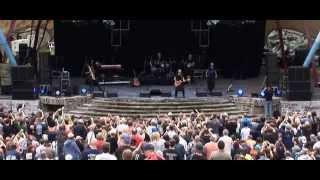 LAZULI - Le miroir aux alouettes -  Live - St. Goarshausen - NOTP Loreley Festival - 2012