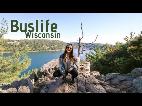 🚨BUSLIFE Upset The Neighborhood 🚨 | Madison WI | Skoolie Travel Vlog
