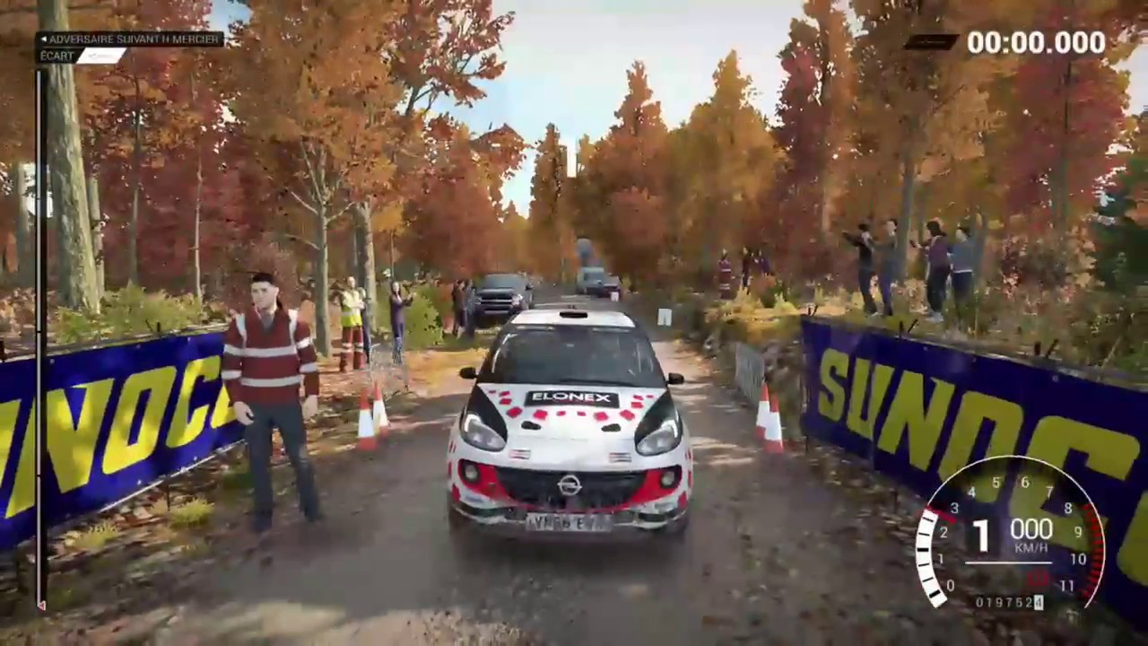 dirt 4 xbox one opel adam r2 gameplay controller youtube. Black Bedroom Furniture Sets. Home Design Ideas