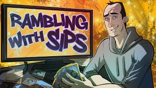 Rambling With Sips - The Big Blizzcon 2015 Ramble - November 13th 2015 (Episode #19)