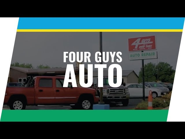 Client Spotlight Series: Four Guys Auto, Cedar Rapids, IA