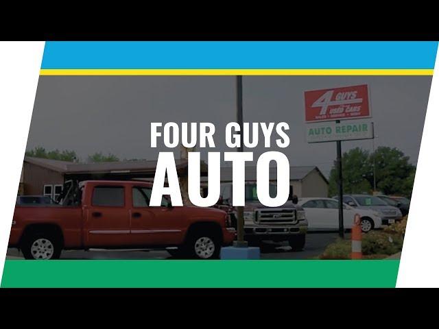 Client Spotlight Series: Four Guys Auto, Cedar Rapids, IA