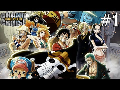 HANG WITH THE STRAW HAT PIRATES! || One Piece Grand Cruise VR Episode 1 (PS4 VR Gameplay)